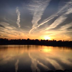 boro sunset