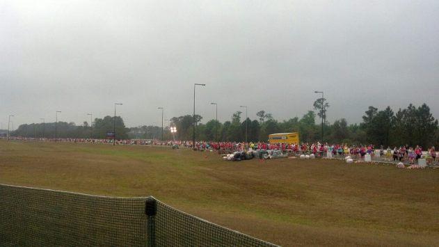 PHM 2013 Mile 11 people line